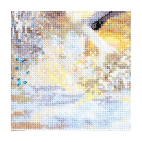 """Набор для вышивания крестом Риолис """"В лучах заката"""" (фото, вид 3)"""