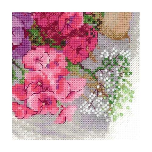 """Набор для вышивания крестом Риолис """"Очарование лета"""" (фото, вид 2)"""
