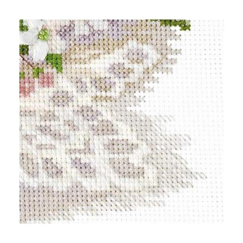 """Набор для вышивания крестом Риолис """"Вишневый цвет"""" (фото, вид 3)"""
