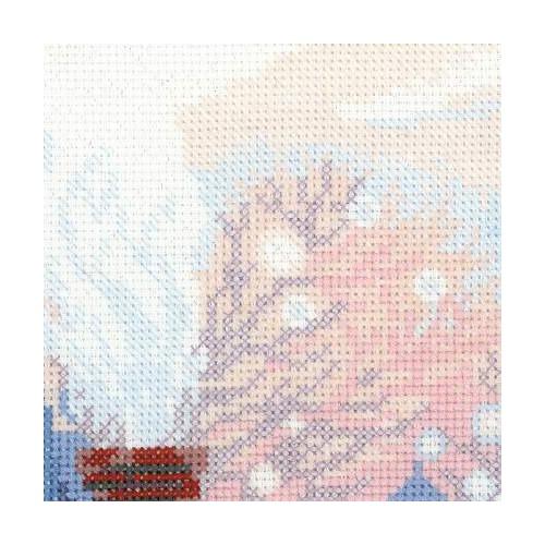 """Набор для вышивания крестом Риолис """"Накануне Рождества"""" (фото, вид 3)"""