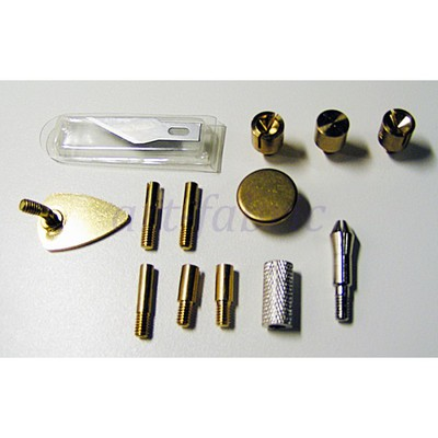 Аксессуары GLITTER GLAMOUR Прибор (паяльник для страз) для нанесения термоклеевых украшений (фото, вид 1)