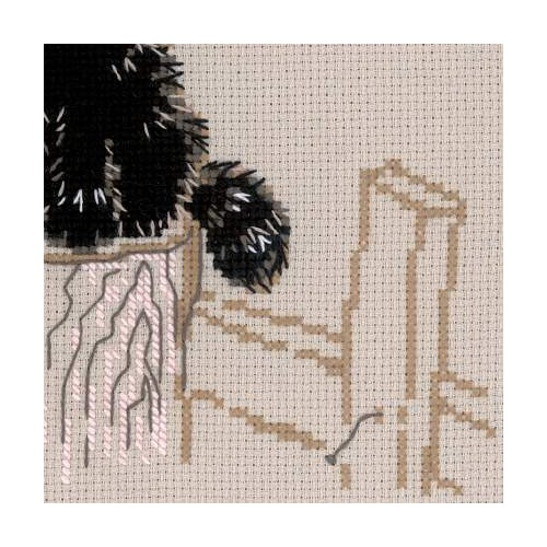 """Набор для вышивания крестом Риолис """"Мечтатель"""" (фото, вид 3)"""
