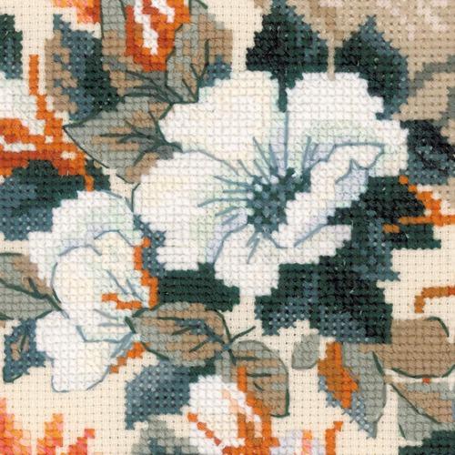 """Набор для вышивания крестом Риолис """"Звонкая песня"""" (фото, вид 2)"""