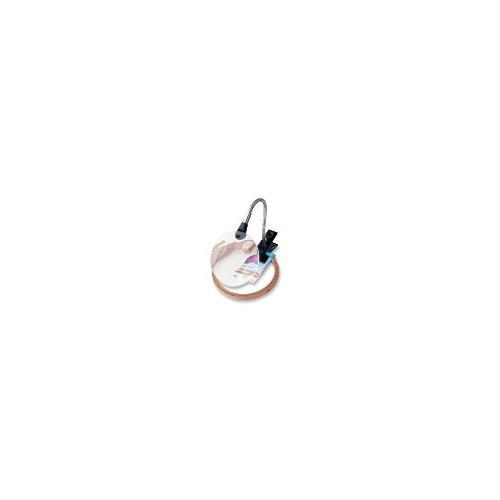 Аксессуары МАГ Лупа с гибким держателем и прищепкой (фото, вид 1)