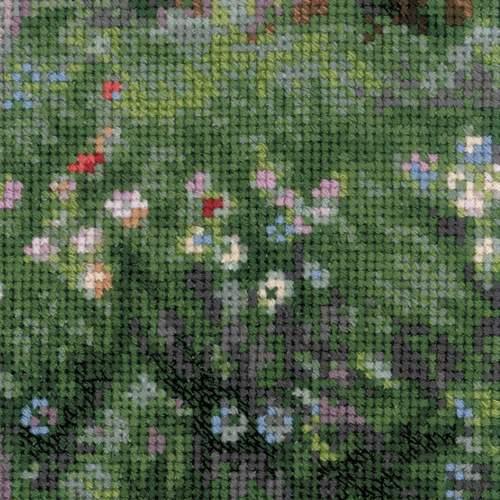 """Набор для вышивания крестом Риолис """"Ветреницы (Д. У. Уотерхаус)"""" (фото, вид 3)"""