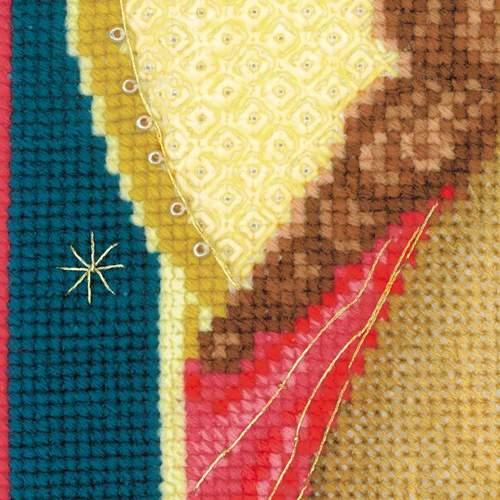 """Набор для вышивания крестом Риолис """"Ангел Хранитель"""" (фото, вид 3)"""