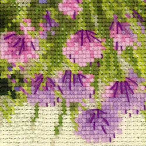 """Набор для вышивания крестом Риолис """"Пряные травы"""" (фото, вид 2)"""