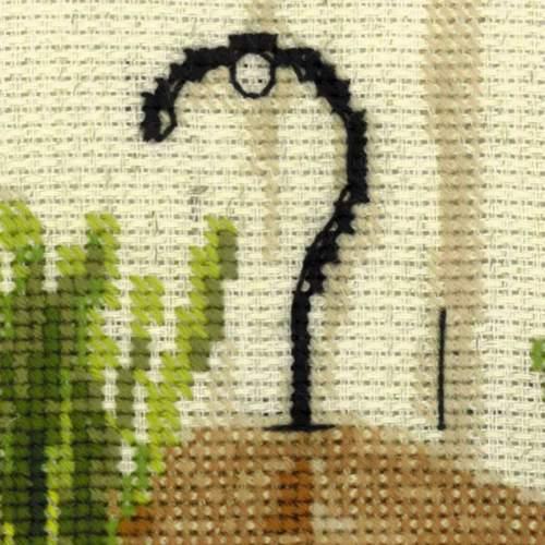 """Набор для вышивания крестом Риолис """"Пряные травы"""" (фото, вид 4)"""