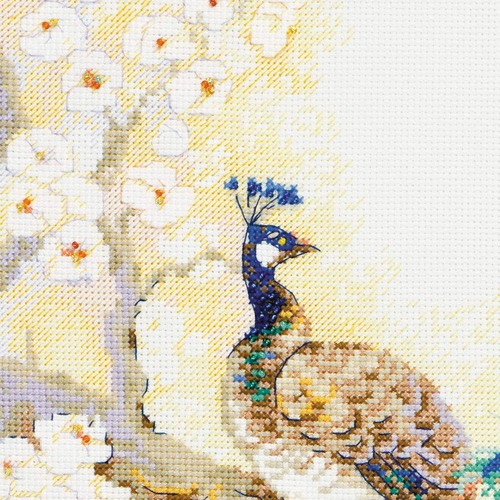 """Набор для вышивания крестом Риолис """"Персидский сад"""" (фото, вид 1)"""