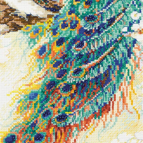 """Набор для вышивания крестом Риолис """"Персидский сад"""" (фото, вид 2)"""