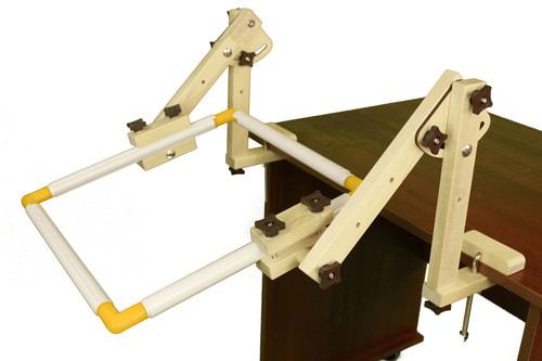 Аксессуары Серёга-Мастер  Универсальный держатель с креплением к столу (фото, вид 1)