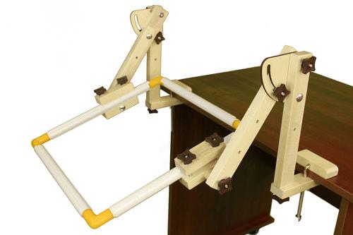 Аксессуары Серёга-Мастер  Универсальный держатель с креплением к столу (фото, вид 2)