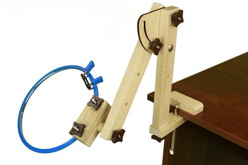 Аксессуары Серёга-Мастер  Универсальный держатель с креплением к столу (фото, вид 4)