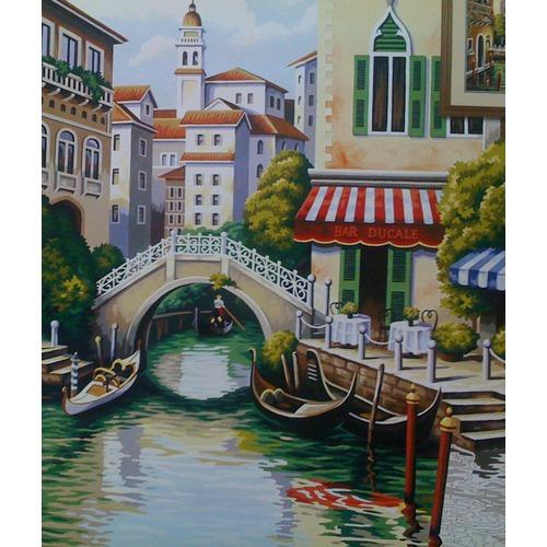 """Набор для выкладывания мозаики Алмазная живопись """"Венеция"""" (фото, вид 1)"""