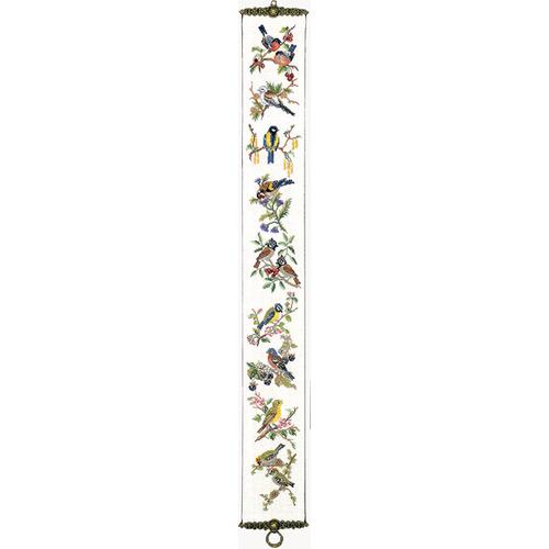 """Набор для вышивания крестом Eva Rosenstand """"Птицы"""""""