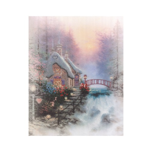 """Набор для вышивания крестом Candamar Designs """"Любимый дом"""""""
