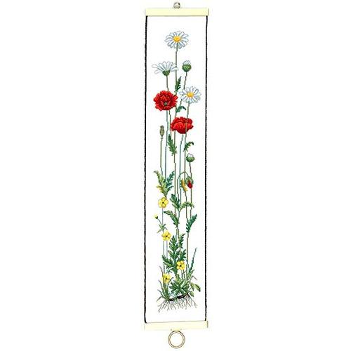 """Набор для вышивания крестом Eva Rosenstand """"Маки"""""""