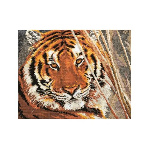 """Набор для вышивания крестом Алиса """"Тигр"""""""