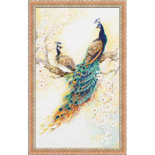 """Набор для вышивания крестом Риолис """"Персидский сад"""" (фото)"""
