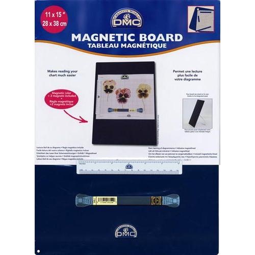 Аксессуары DMC Магнитная доска для схем со стойкой (фото)