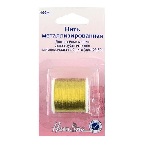 Аксессуары Hemline Нить металлизированная