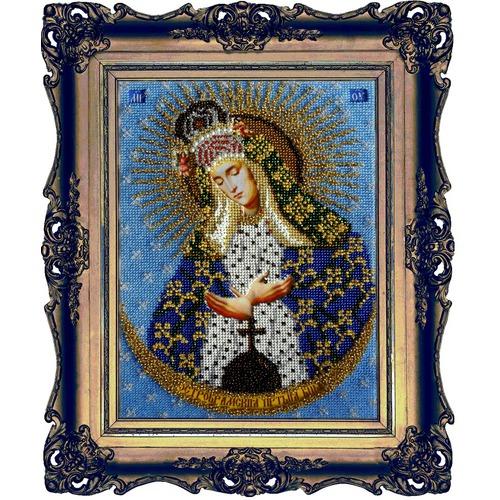 """Набор для вышивания бисером Вышиваем бисером """"Остробрамская икона Божией Матери"""" (фото)"""
