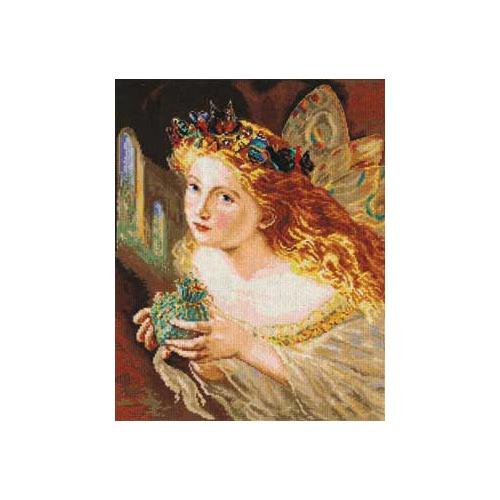 """Набор для вышивания крестом Алиса """"Фея"""""""