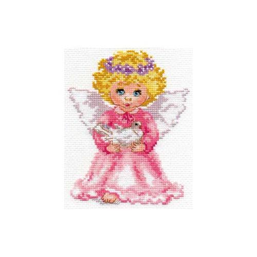 """Набор для вышивания крестом Алиса """"Ангелочек"""""""