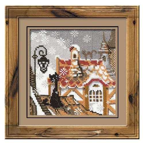 """Набор для вышивания крестом Риолис """"Зима"""""""