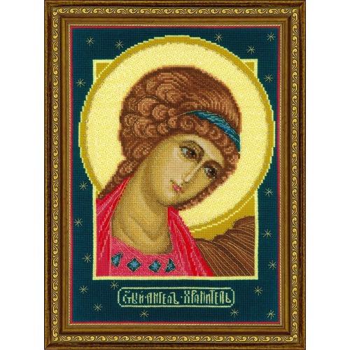 """Набор для вышивания крестом Риолис """"Ангел Хранитель"""" (фото)"""