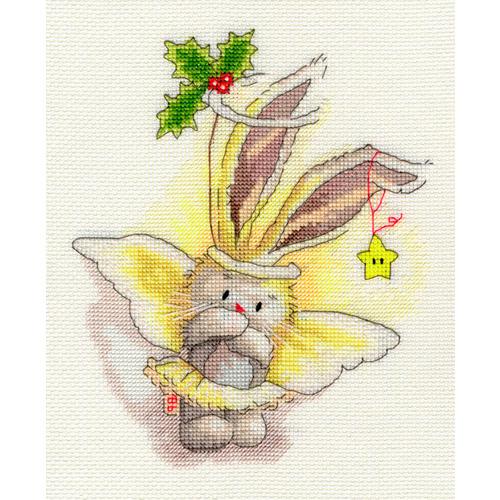 """Набор для вышивания крестом Bothy Threads """"Angel"""" (Ангелок)"""