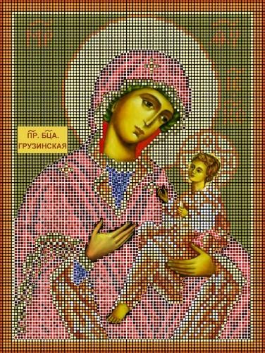 """Набор для вышивания бисером Матрёнин посад """"Богородица Грузинская"""""""