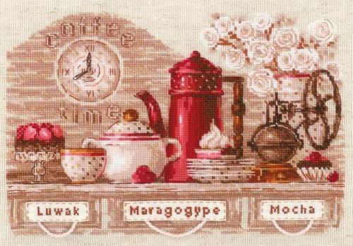 Набор для вышивания крестом Риолис
