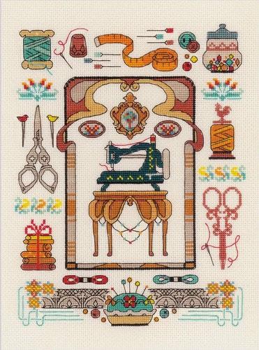 """Набор для вышивания крестом Риолис """"Любимое Хобби"""""""