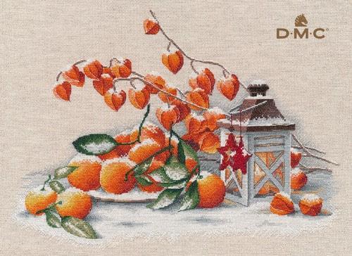 """Набор для вышивания крестом Овен """"Накануне Рождество"""""""