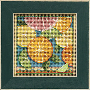 """Набор для вышивания бисером MILL HILL """"Лимон"""""""