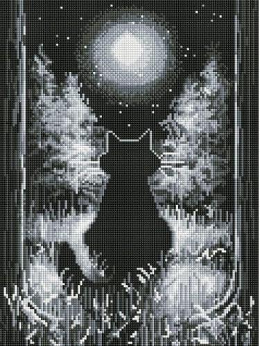 """Набор для выкладывания мозаики Белоснежка """"Медитация"""""""