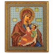 """Набор для вышивания бисером Радуга бисера (Кроше) """"Богородица Утоли Мои Печали"""""""
