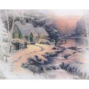 """Набор для вышивания крестом Candamar Designs """"Зима"""""""