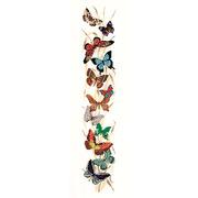 """Набор для вышивания крестом Eva Rosenstand """"Бабочки"""""""