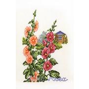 """Набор для вышивания крестом Eva Rosenstand """"Цветы дома"""""""