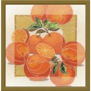 """Набор для вышивания крестом Овен """"Дары садов. Апельсины"""""""