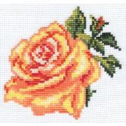 """Набор для вышивания крестом Алиса """"Роза"""""""
