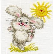 """Набор для вышивания крестом Алиса """"Самый солнечный день!"""""""