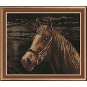 """Набор для вышивания крестом М.П. Студия """"Лошадь"""""""