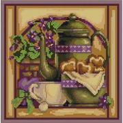 "Канва/ткань с нанесенным рисунком Конёк ""Кухня-3"""