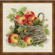 """Набор для вышивания крестом Риолис """"Спелые яблоки"""""""