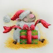 """Набор для вышивания крестом Марья искусница """"Время подарков"""""""