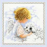 """Набор для вышивания крестом Риолис """"День ангела"""""""