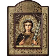 """Набор для вышивания бисером Nova sloboda """"Ангел Хранитель"""""""